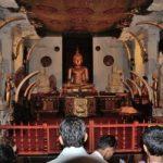 La Reliquia del dente di Buddha